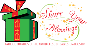 Share Your Blessings 2016 @ Catholic Charities Main Office | Houston | Texas | United States
